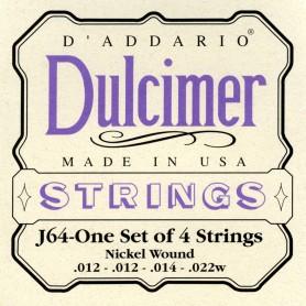4-String Dulcimer Strings