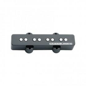 Classic Stack Jazz Bass 4 Corde STK-J1N Black