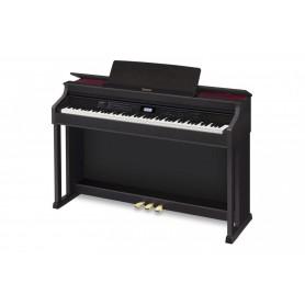 AP650BK Piano dig.a consolle,88 tasti pesati, pol.256 note CASIO