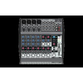 Behringer 1202FX 12-Input 2-Bus Mixer XENYX Mic Pre. EQ, FX