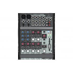 Behringer 1002 10-Input 2-Bus Mixer XENYX Mic Pre. British EQ