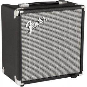 Fender Bass Amp Rumble 15 (V3) 230V EUR Black/Silver