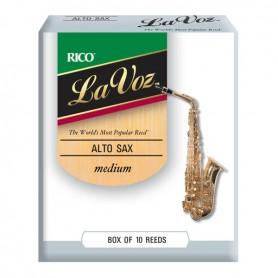 Ancia Rico La Voz Medium Soft Sax Alto