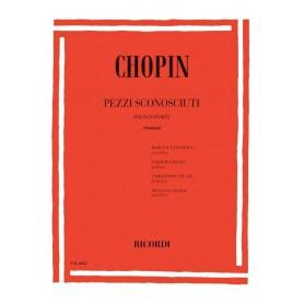 Chopin - Pezzi Sconosciuti