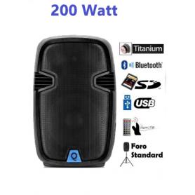 Cassa Attiva OQAN  QLS-8 - Bluetooth