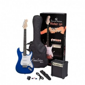 Guitar Pack elettrico - Tropical Blue