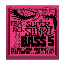 Slinky Bass Nickel Wound 5 corde - Extra