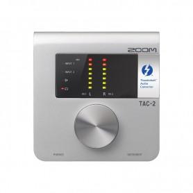 Interfaccia audio Thunderbolt ™ ad alta velocità 2-ingressi/2-uscite