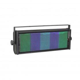 Faro Strobo e Wash RGBW da 1200W a LED IP65 con 5 Zone