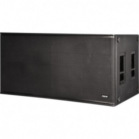 """Subwoofer 2 x 18"""" 1.200W RMS"""