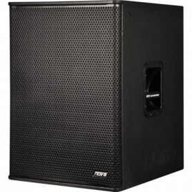 """Subwoofer 1 x 18"""" 800W RMS"""