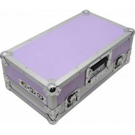 Flightcase DN-1000 | 2 x DN-S1000/DN-S1200/DN-S700 - purple