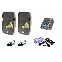 Impianto audio Karaoke Tecnosound completo 250W+250W
