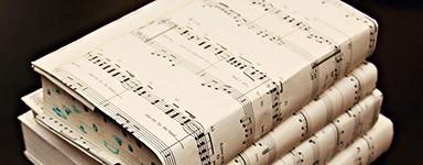Libri e spartiti musicali